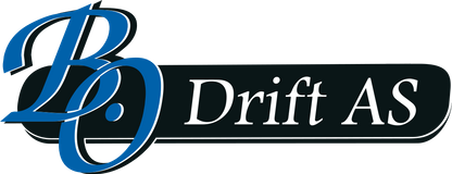 B.O Drift AS - logo